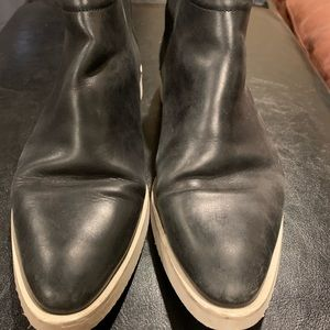 Everlane Black Street Ankle Boot 8.5